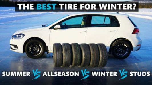 Why Studded Winter Tires Aren't Always The Best