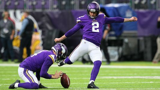 Jaguars sign kicker Kai Forbath to replace injured Josh Lambo
