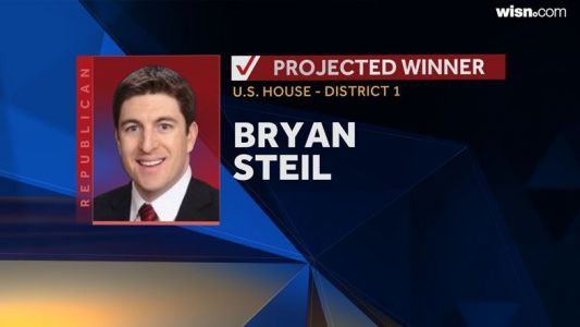 AP: Steil defeats Bryce to take over Paul Ryan's seat