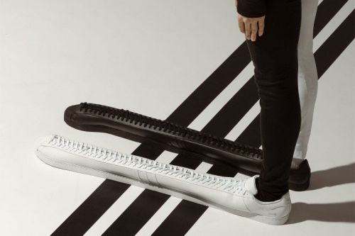 TOMM¥ €A$H Has Designed the Longest adidas Originals Superstar In the World