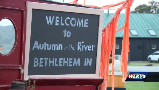 Autumn on the River festival featuring small town fun and fundraising this weekend
