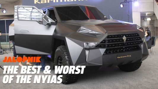 The Best and Worst Cars of the New York Auto Show