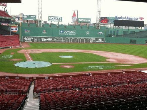 Boston Red Sox postpone Patriots Day game due to weather