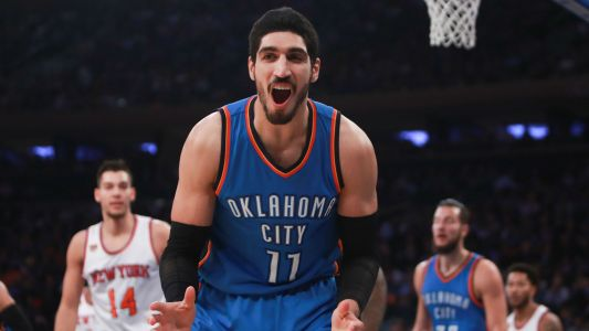 Thunder's Enes Kanter defends OKC after Kevin Durant's critical tweets