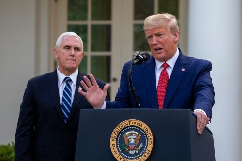 Trump and Pence 'departed amicably' and 'they've spoken since' leaving office, former Pence chief of staff says