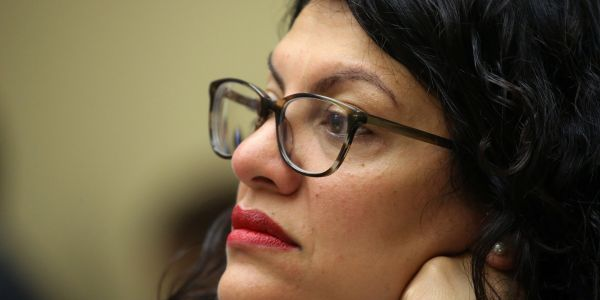 Israel decides to let Rep. Rashida Tlaib enter the country on humanitarian grounds, despite pressure from Trump to bar her