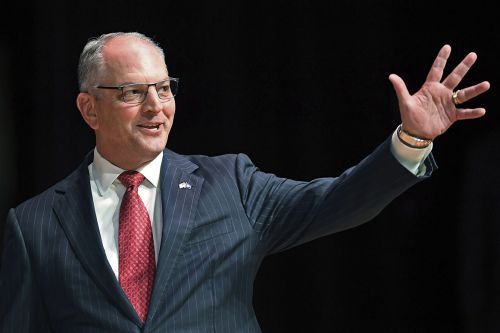 Democrat Edwards will face runoff in Louisiana governor's race