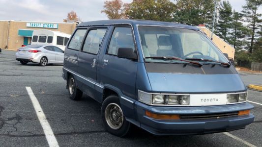 This Toyota Van Is Your Ace Up The Sleeve