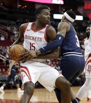 Harden, Capela help Rockets over Nuggets 125-113
