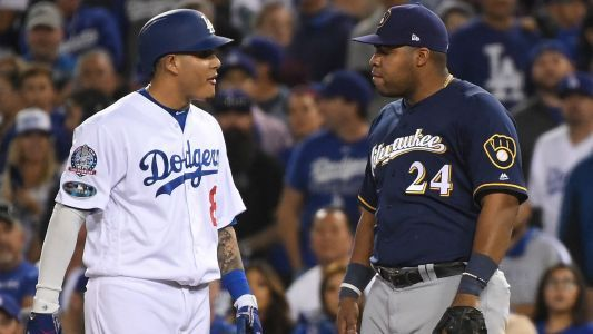 MLB postseason 2018: Christian Yelich calls Manny Machado 'dirty player' after Game 4