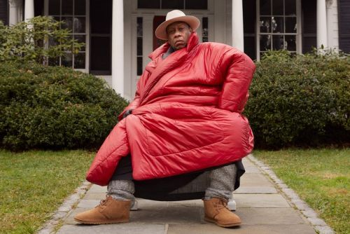 "André Leon Talley Declares Ugg ""Comfort Food for My Feet"""