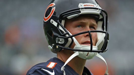Bears to release K Cody Parkey, report says