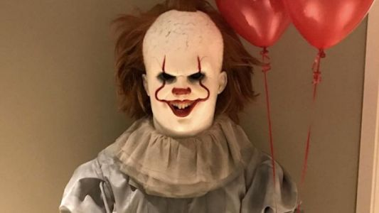 LeBron James As Pennywise The Clown Is Your Halloween Nightmare Come To Life
