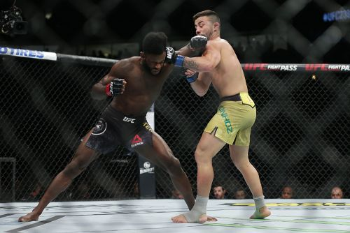 Aljamain Sterling reveals key to victory over Petr Yan at UFC 259: 'I just need one takedown'