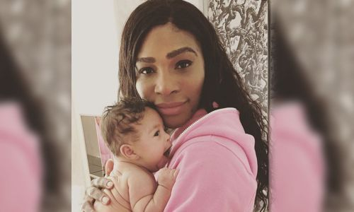 Serena Williams' Daughter Is Officially the Youngest 'Vogue' Cover Star Ever!
