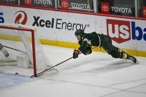 Balanced attack leads Wild over Sharks 5-2