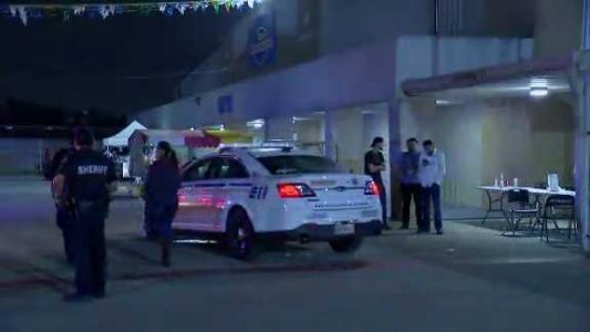 7 people were injured when a gun discharged at a dance in Houston
