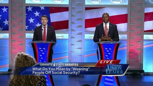 2018 1st CD Granite State Debate: Social Security