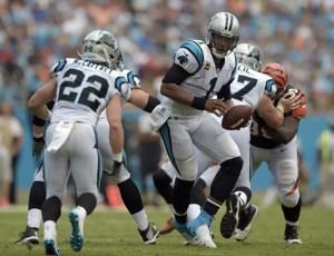 Bengals run defense stumbles in 31-21 loss to Panthers