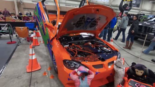 Yes, American Car Shows Are This Bad