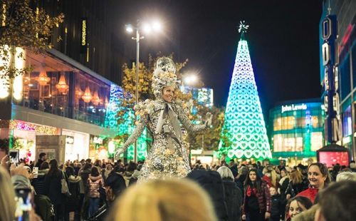 Liverpool One posts rise in festive sales to round off record year