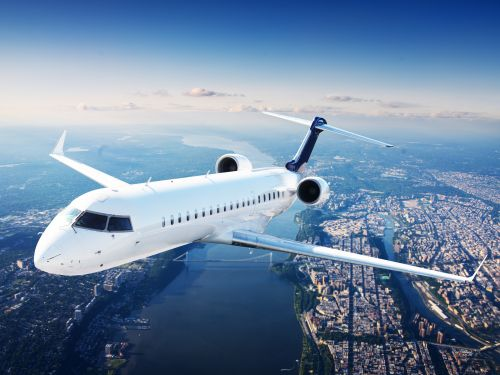 A private jet charter company launched a 'Flightpooling' program after seeing a surge in requests for last-minute emergency flights