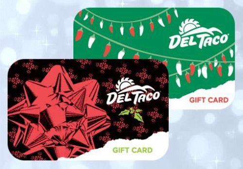 The Delicious Gift That Keeps on Giving: Del Taco Holiday Gift Cards