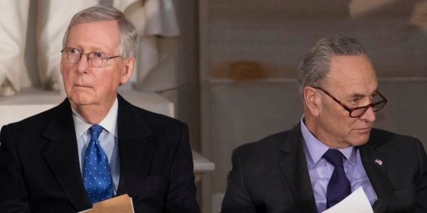 Congress is closing in on a massive $1.3 trillion plan to avoid a government shutdown- here's what's in it