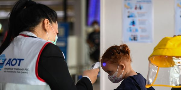 The CDC warned against a 'poorly designed' plan to implement temperature screenings at 20 US airports. The White House is reportedly moving forward with it anyway