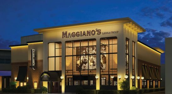 Maggiano's Named America's Favorite Casual-Dining Chain