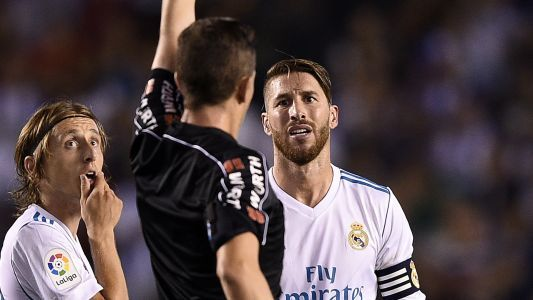'It's a f*cking bad start' - Sergio Ramos seriously alarmed by Real Madrid form