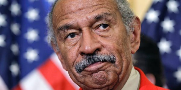 Woman says she was called 'mentally unstable' after accusing Rep. John Conyers of abusive behavior