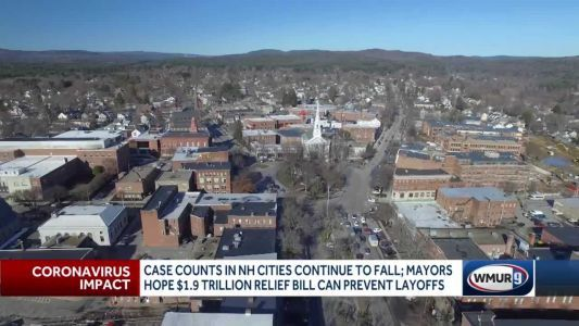 City, town officials look to COVID-19 relief funds to avoid budget cuts, property tax hikes