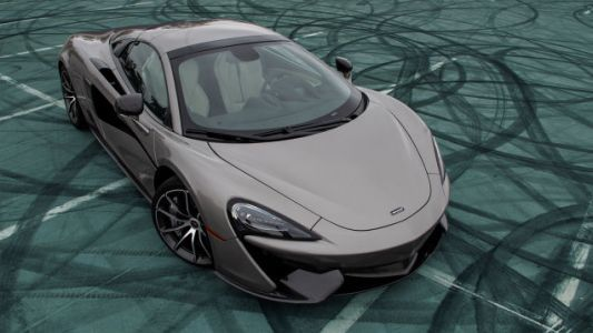 Screw It, The McLaren 570S Spider's Blade Silver Is My New Favorite Car Color
