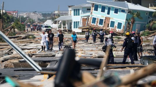 Hurricane Michael Death Toll Rises To 11 As Southeast Reels From Storm's Power