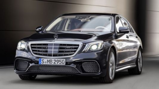 Dead: The Mercedes-Benz S65 AMG