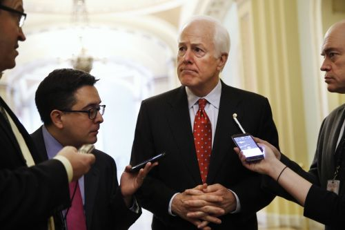 GOP is very close to unveiling tax deal, key Senate Republican says