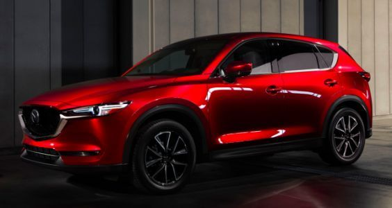 EPA Claims the Mazda CX-5 Diesel Can Achieve Up to 29 MPG Combined