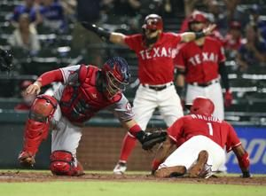 Pujols has season-high 4 RBIs, Angels beat Rangers 11-7