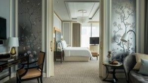 New Heights of Luxury at the Club Premier Suites at Four Seasons Hotel Jakarta