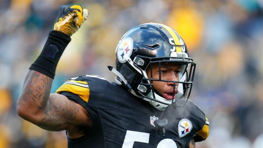 Steelers' Ryan Shazier says he's 'best linebacker ever,' wants to make Hall of Fame