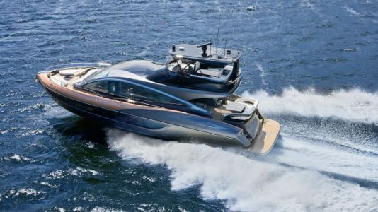 Lexus: First This Yacht, Next Maybe Planes?