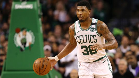Celtics G Marcus Smart discusses locker room outburst: 'We have to look ourselves in the mirror'