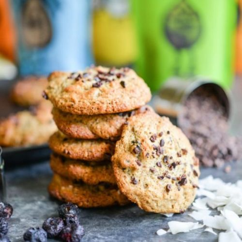 Fed+Fit Trail Mix Cookies