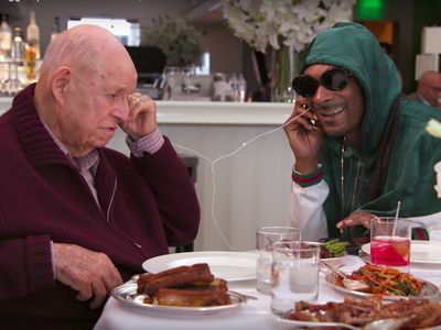 Watch Don Rickles Break Bread With Snoop Dogg on 'Dinner With Don'