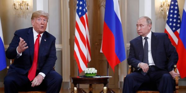Discussions are underway to bring Putin to Washington, and it could come close to Election Day