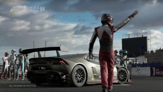 The Forza 7 Demo Is Out Along With A Kickass Launch Trailer; Goodbye Social Life