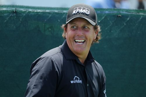 U.S. Open 2018: Phil Mickelson celebrates 13th hole after previous day's drama