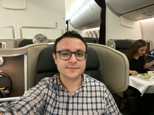 I sat in every type of seat on Qantas' new world's longest flight from New York to Sydney, Australia. Here's what they were like