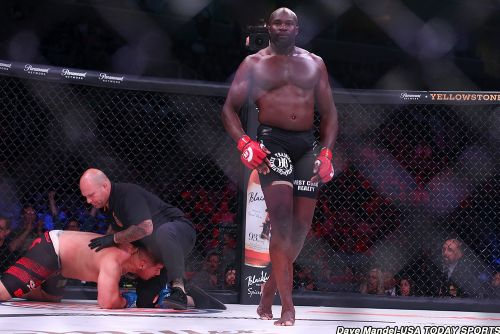 Cheick Kongo vs. Roy Nelson 2 possible as Bellator heavyweight grand prix final alternate